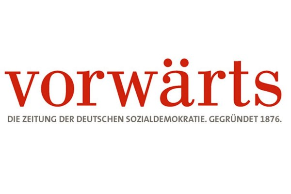 Logo Vorwärts
